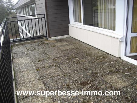 vente appartement SUPER BESSE 21m2 58000€