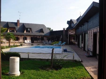 vente maison BOSC BENARD CRESCY 515000 €