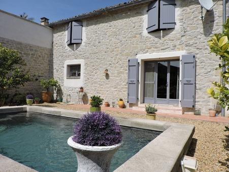 Vente maison sommieres  484 000  €