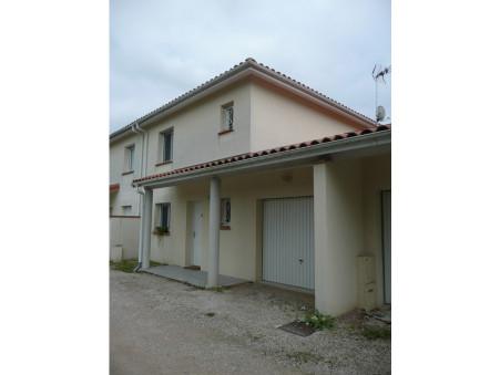 vente maison PECHBONNIEU  218 500  € 95 m�
