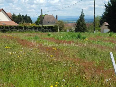 vente terrain ST POURCAIN SUR SIOULE 25800 €