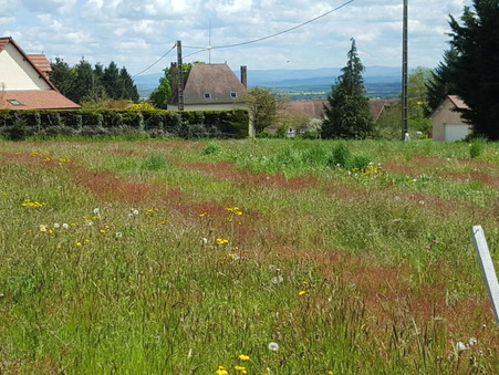 vente terrain ST POURCAIN SUR SIOULE 23800 €