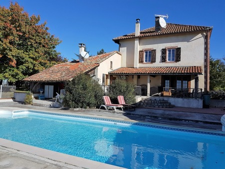 Acheter maison AURIGNAC  298 000  €