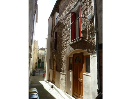 vente maison BANYULS DELS ASPRES 153000 €