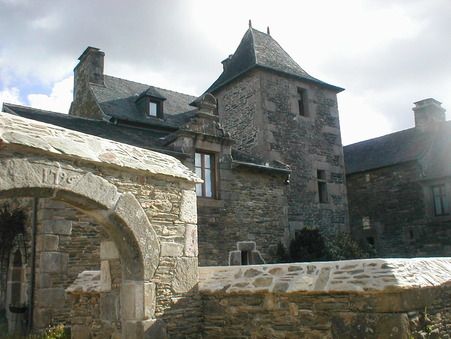 vente chateau Morlaix 1352000 €