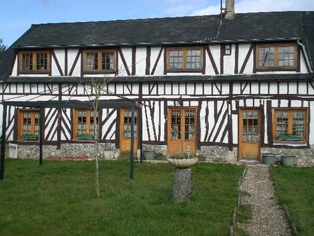 vente maison BOURG ACHARD 162000 €