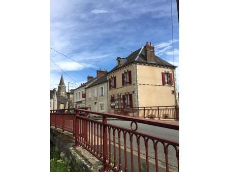 vente maison ST MARTIN D'AUXIGNY 118000 €