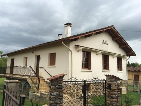 Vendre maison MONTREJEAU  110 000  €