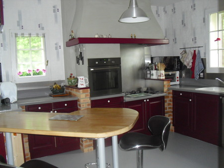 vente maison BESSE ET ST ANASTAISE 140m2 0€