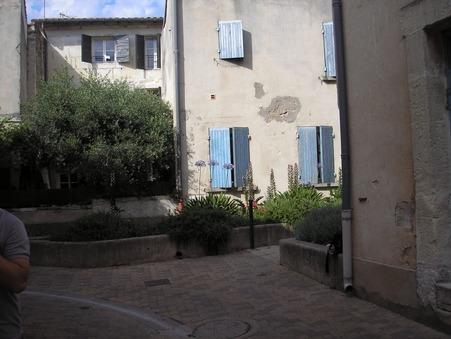 vente maison vallabregues  95 000  € 80 m²