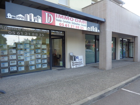 location professionnel PINS JUSTARET 300m2 2000€