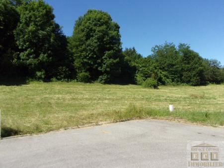 vente terrain VIRIVILLE 70 000  € 1007 m²