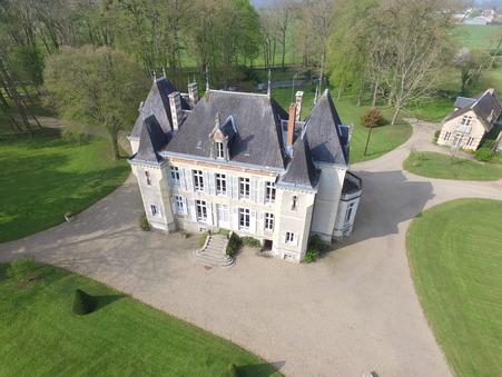 vente chateau BOURGES 450m2 556000€