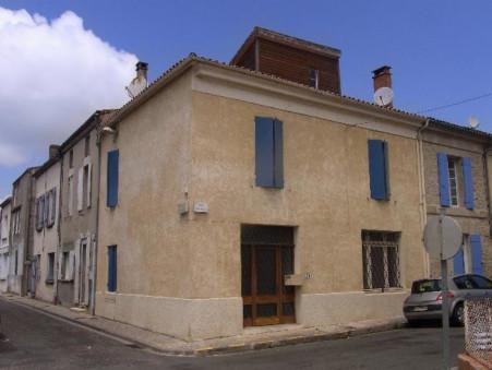 Vente maison miramont de guyenne 81 750  €