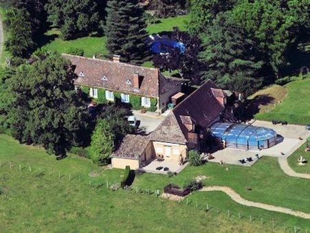 A vendre maison Lalinde  696 753  €