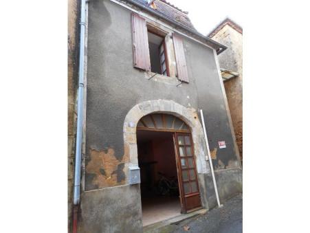 Vends maison belves  104 500  €