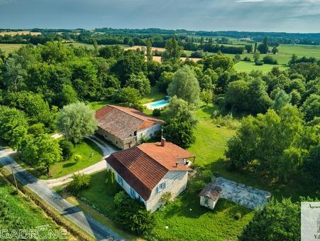 vente maison Villereal 318000 €