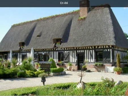 vente maison BOURGTHEROULDE INFREVILLE 595000 €