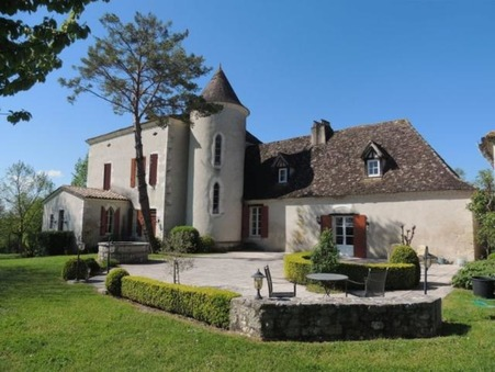 vente chateau Proche eymet  848 000  € 326 m²