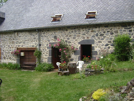 vente maison Besse et st anastaise 110m2 123000€