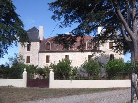 vente chateau moustier 1 260 000  € 230 m²