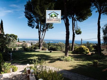 Vends maison VALLAURIS 1 400 000  €