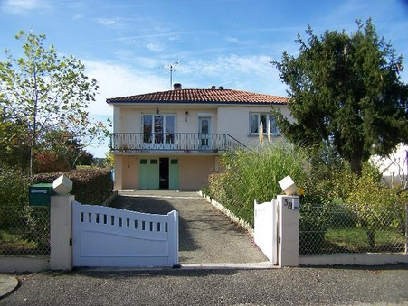 Vente maison lauzun  172 800  €