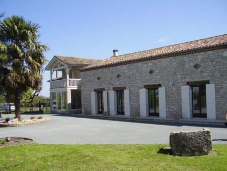 A vendre maison monflanquin  267 500  €