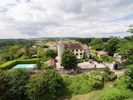 Vente chateau proche eymet 1 155 000  €