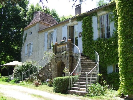 Vendre chateau Issigeac  514 100  €