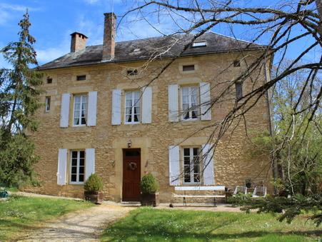 vente maison veyrignac  995 000  € 820 m²