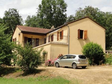 Vends maison cenac et saint julien  215 000  €