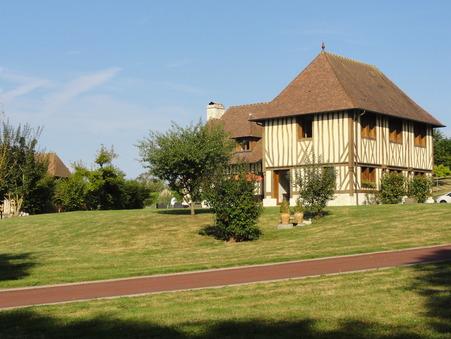 vente maison Deauville 766000 €