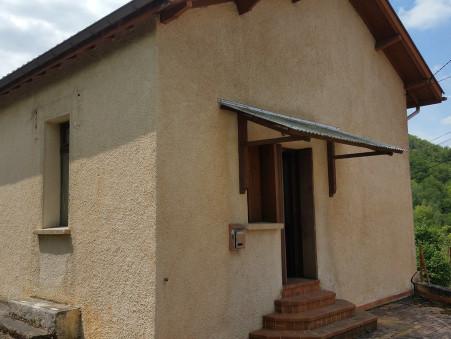 Vente maison CRANSAC 25 200  €