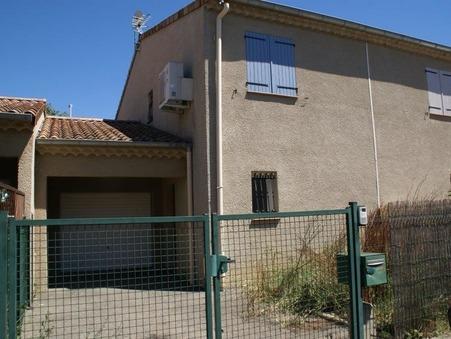 vente maison VALLON PONT D ARC 135800 €