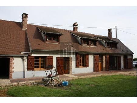 Achat maison ANET 117 m²  189 000  €