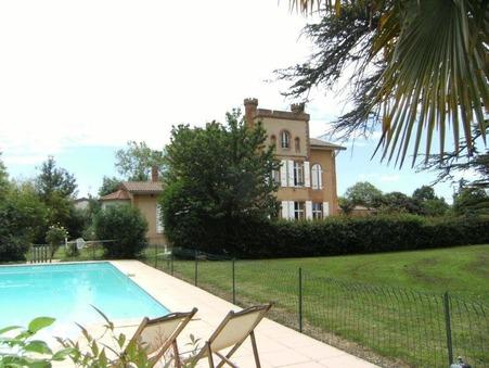 vente maison Tournefeuille 840000 €