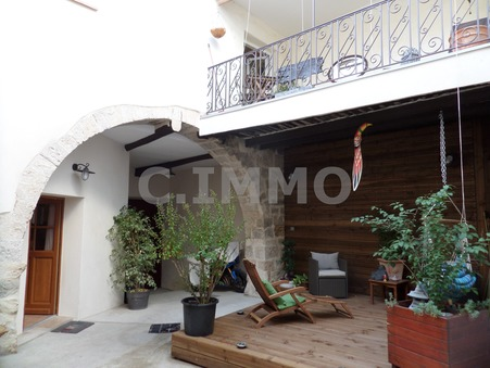 vente maison SERVIAN 266000 €