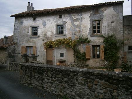 vente maison CIEUX 29700 €
