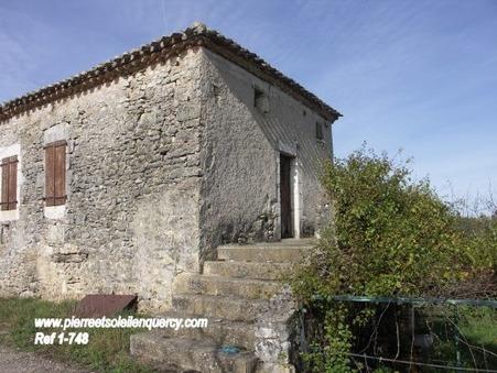 Vente maison LUZECH 50 000  €