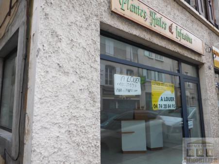location local LA COTE ST ANDRE  750  € 53 m²