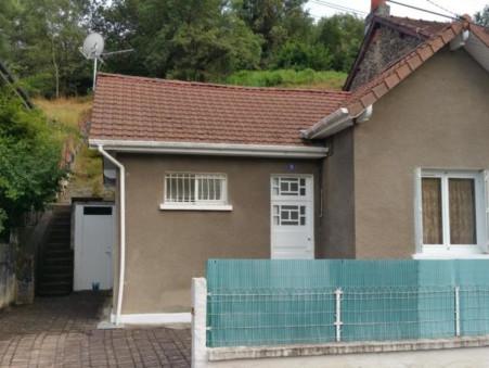 vente maison DECAZEVILLE 40m2 43200€