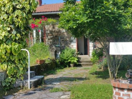 Vends maison AUBIN 70 200  €