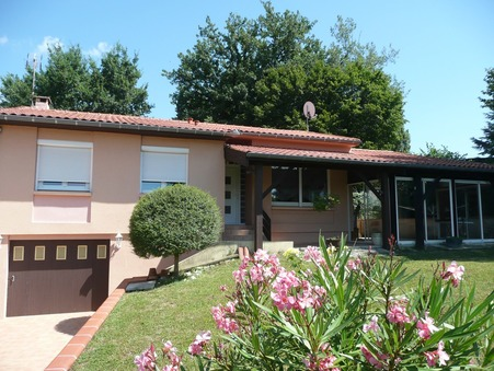 vente maison LABASTIDE ST SERNIN 88m2 255000€
