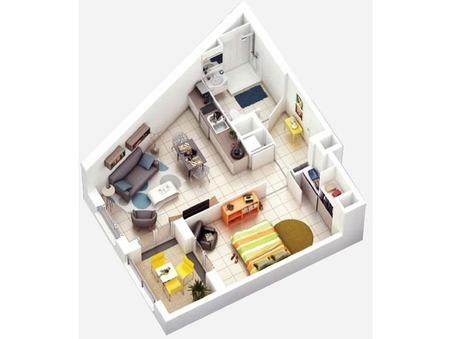 Vente appartement TOULOUSE 41 m²  170 000  €