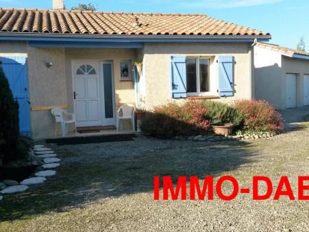 vente maison SAUBENS 160m2 395000€