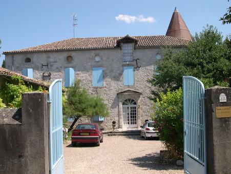 Vends chateau LAUZUN  346 125  €