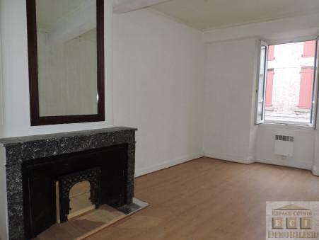 location appartement LA COTE ST ANDRE  380  € 51 m²