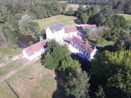 vente chateau CHATEAUROUX 500m2 682500€