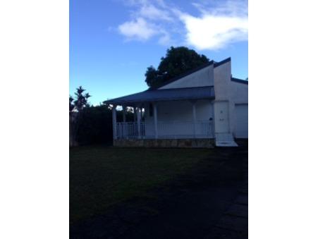 vente maison LAMENTIN 385000 €